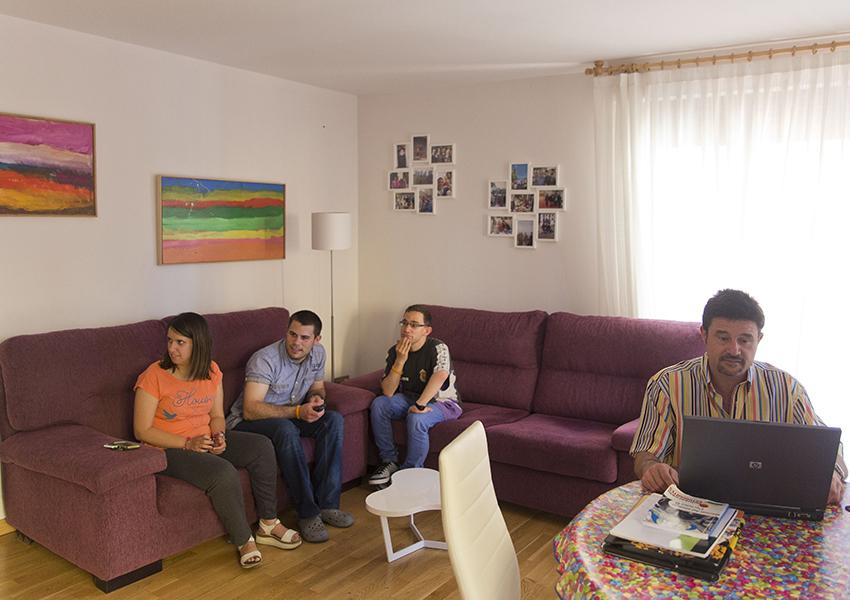 Valentia Proyecto Vida Independiente salón
