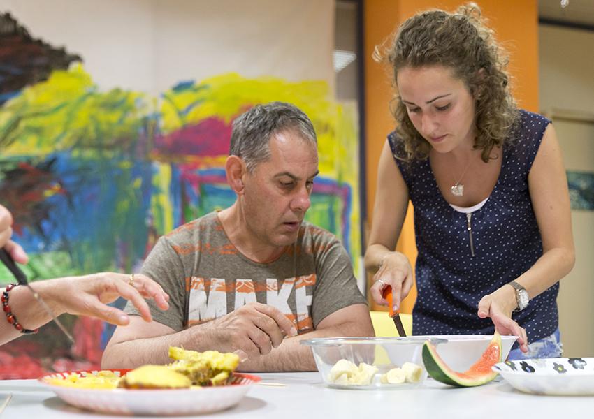 Valentia centro taller cocina