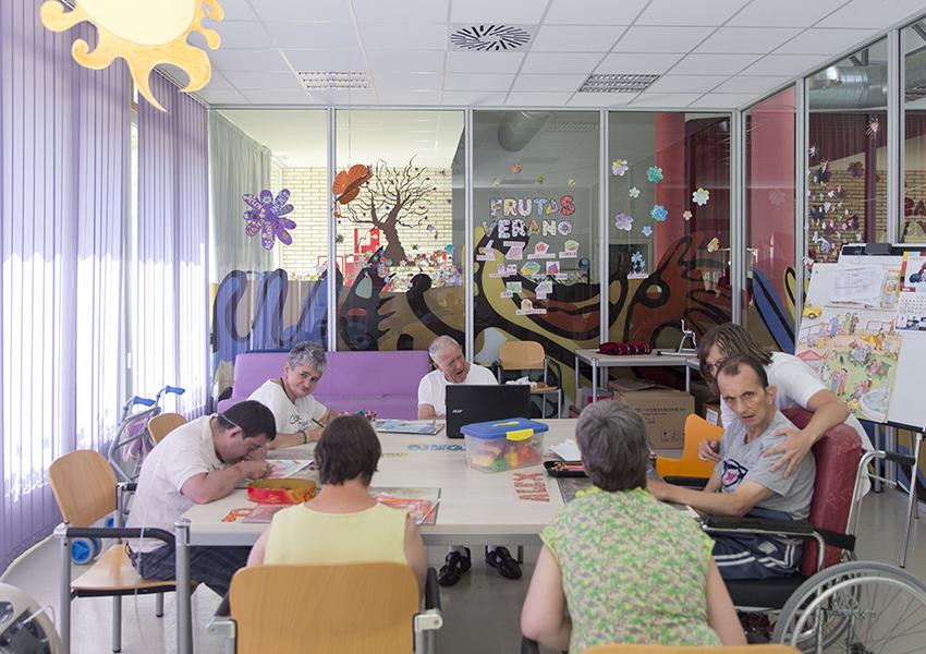 Valentia taller con usuarios