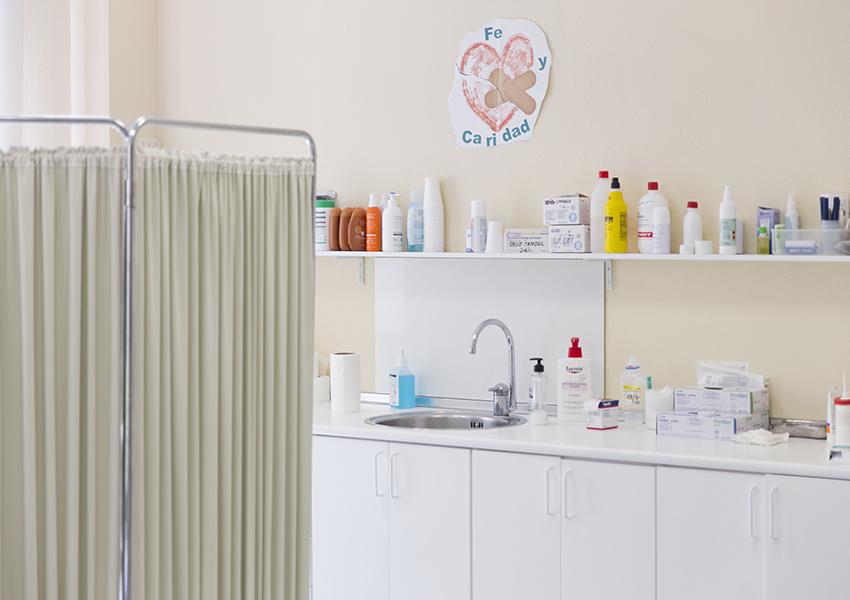 Valentia atención sanitaria enfermería