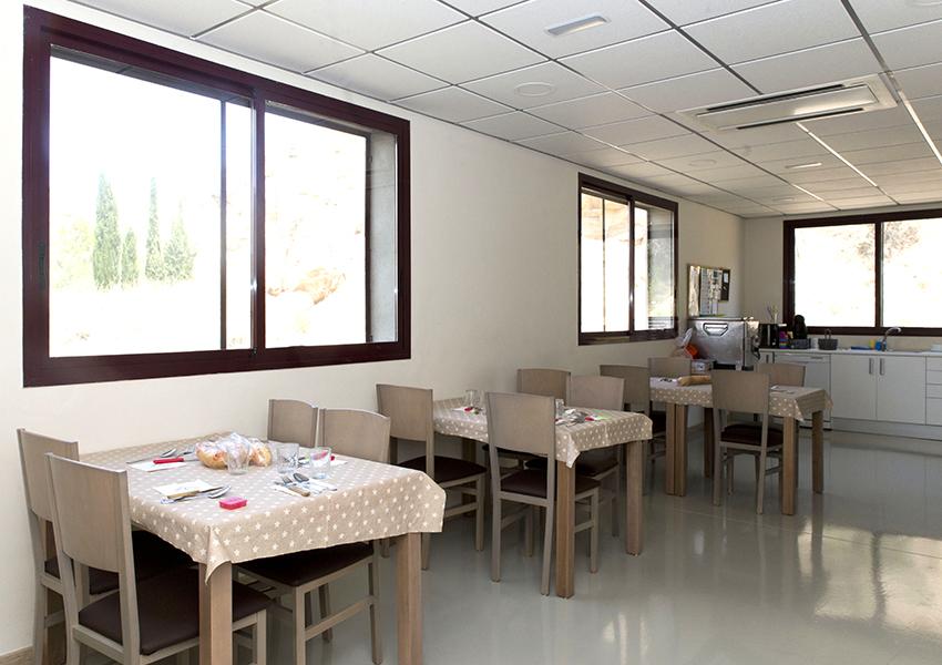 Valentia Fraga centro ocupacional
