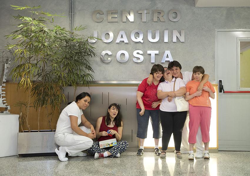 Barbastro Centro Joaquín Costa Valentia