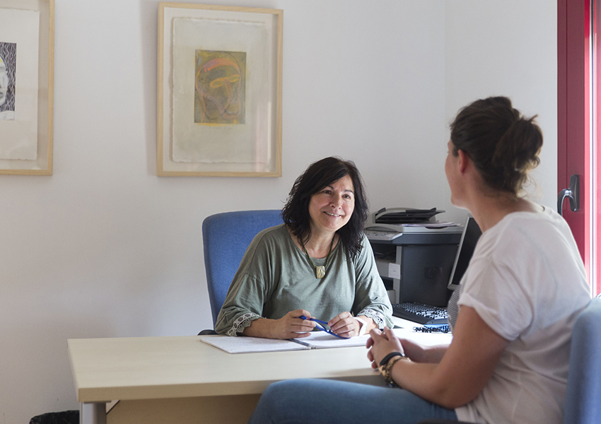 Boltaña Centro Ocupacional Valentia profesionales