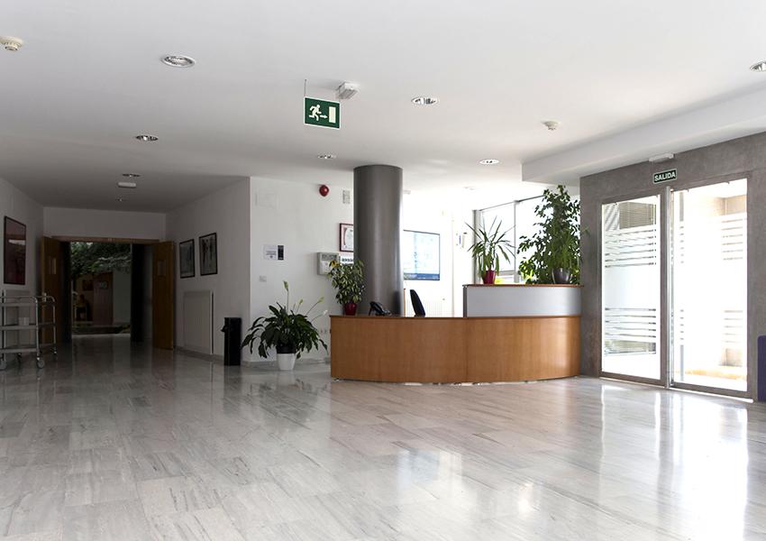 Centro Manuel Artero Valentia entrada