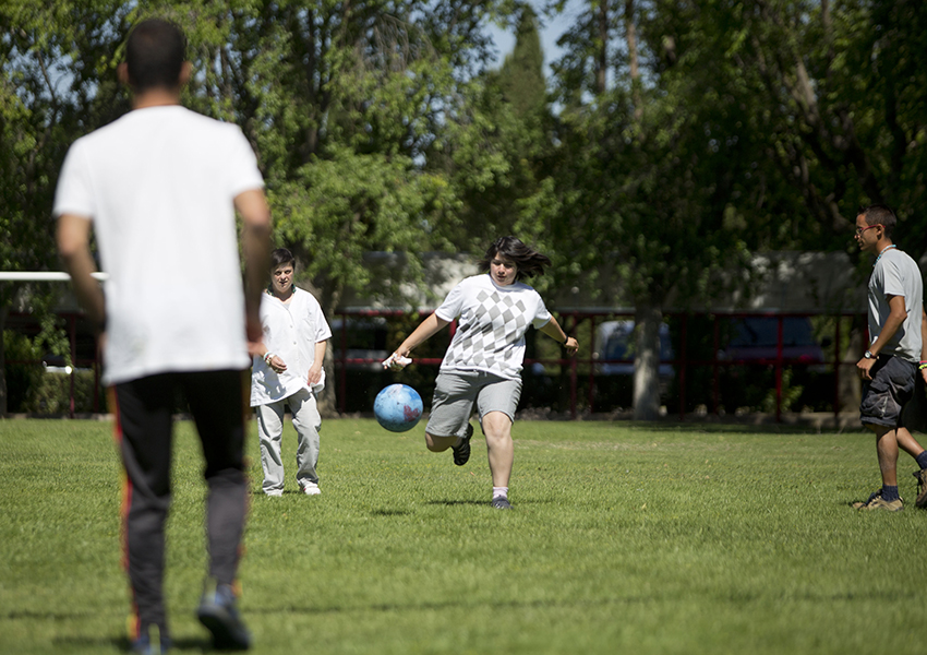 Centro Manuel Artero Valentia deporte