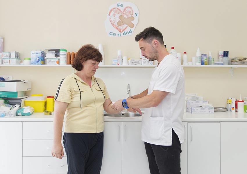 Enfermería Centro Manuel Artero Valentia