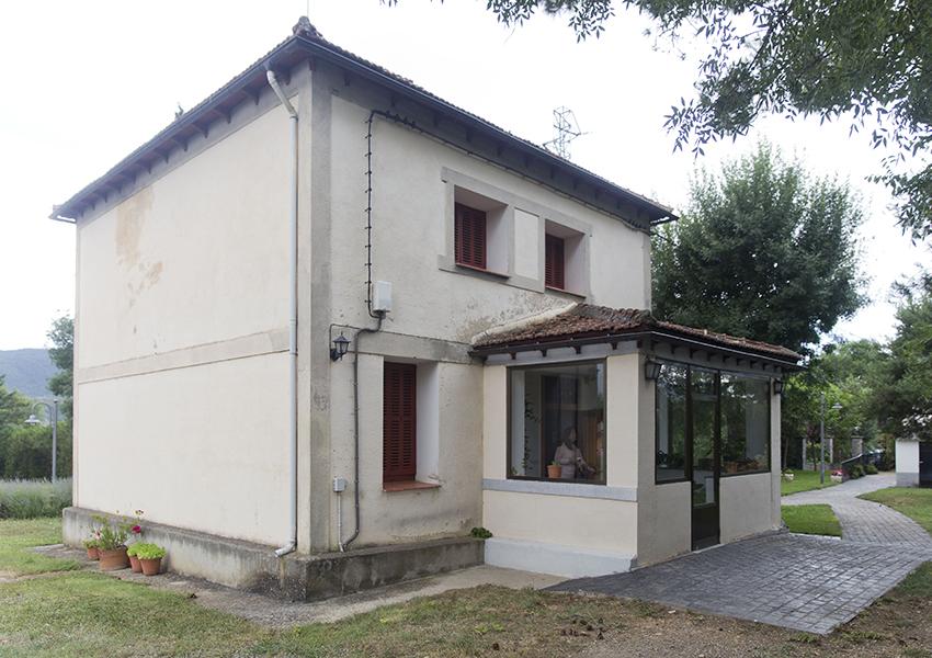 Valentia Jaca Martillué Residencia Ignacio Claver casa
