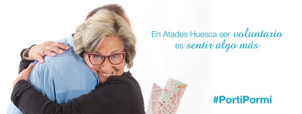 Atades-Huesca-Voluntariado
