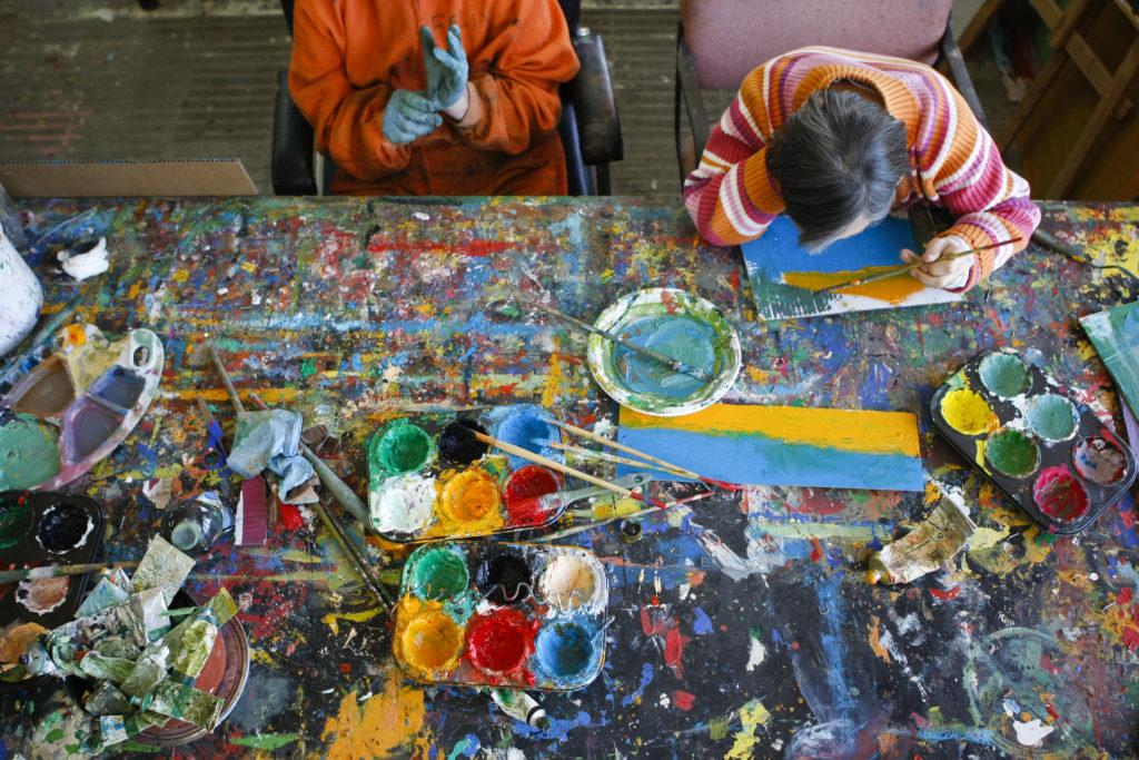 Arte e inclusión Diversario