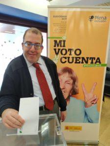 Discapacidad y voto